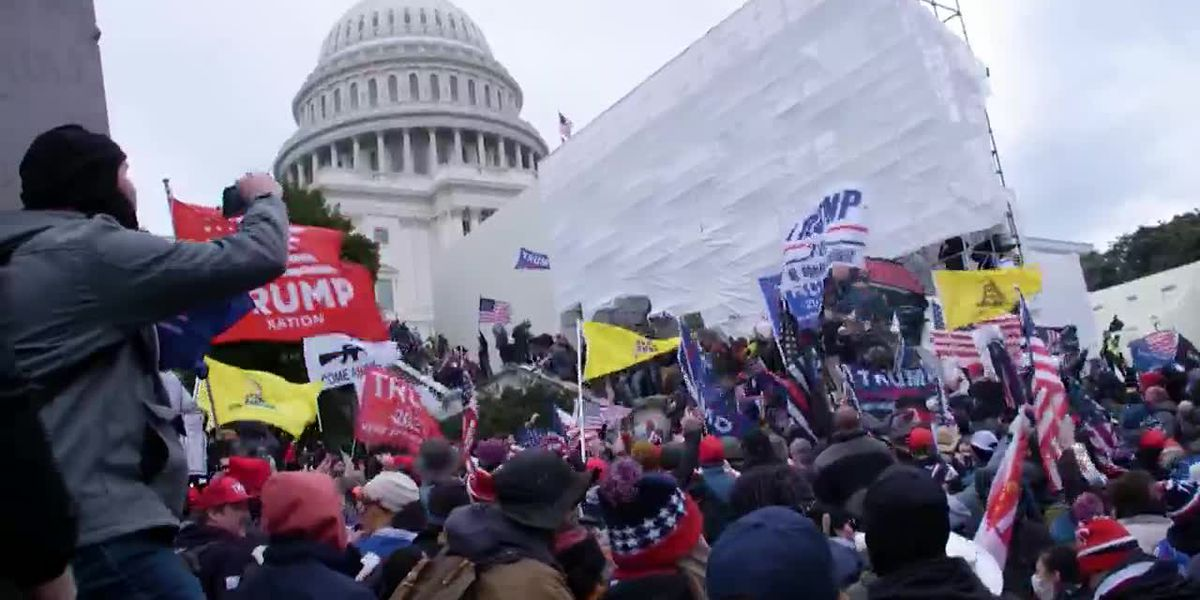 FBI warns of armed protests nationwide leading up to Biden inauguration