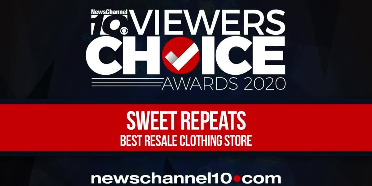 VIEWERS CHOICE AWARDS: SWEET REPEATS WINS BEST RESALE CLOTHING STORE