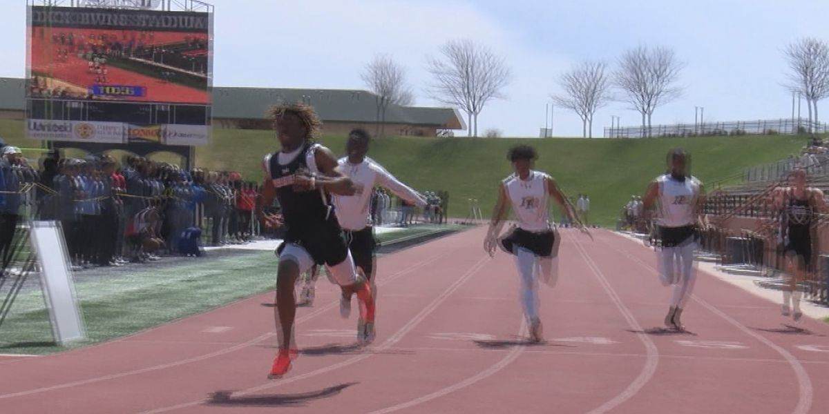 Amarillo High sweeps team District 3-5A track meet, Tascosa's Everhart shows off his major speed