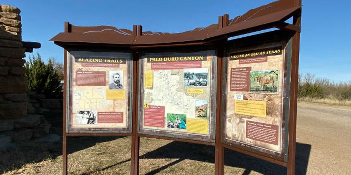 Palo Duro Canyon getting major renovations during winter months