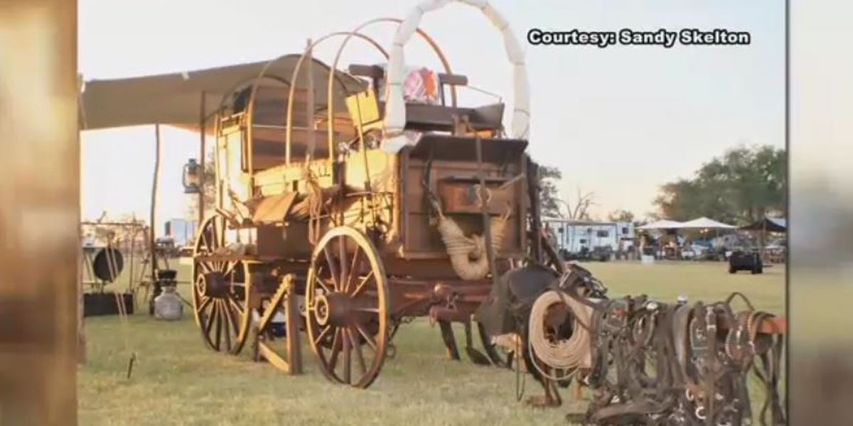Annual Chuckwagon Cookoff returns to Clarendon