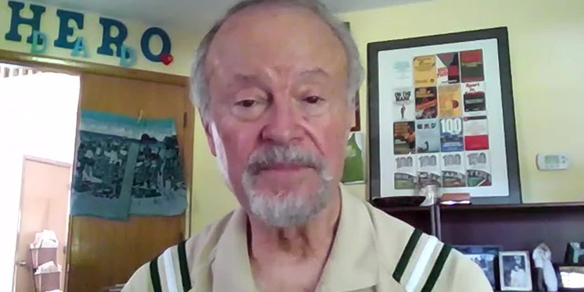 VIDEO: Interviewing Dr. Richard Lapchick, leading expert in social justice, racial issues in sports