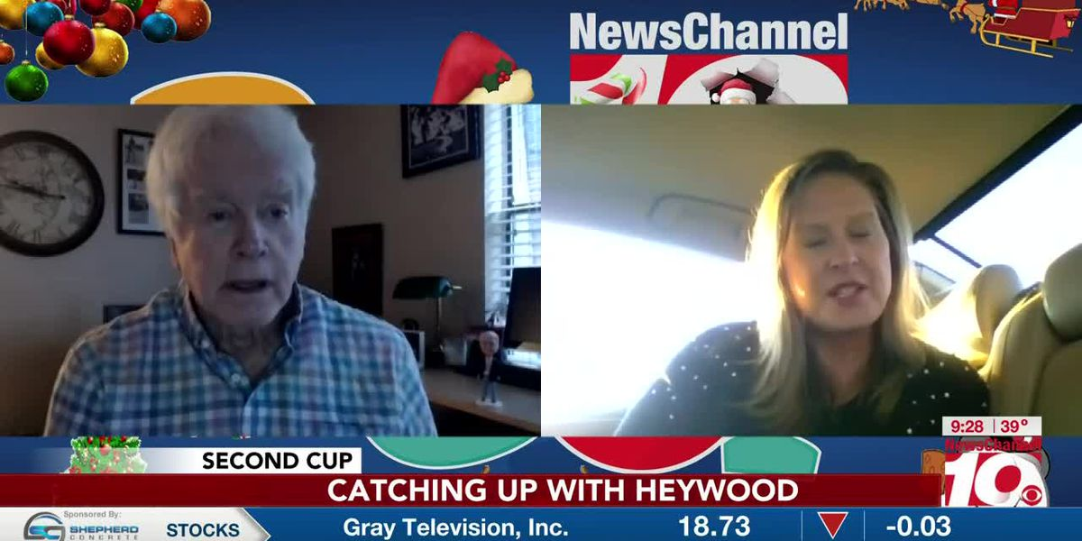 According to Heywood: Catching Up With Heywood
