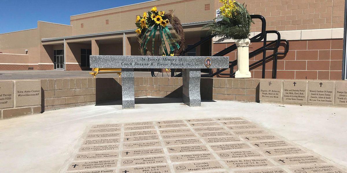 Pampa community remembers 'Coach P'