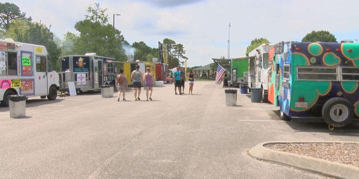 City of Amarillo discusses food truck regulations