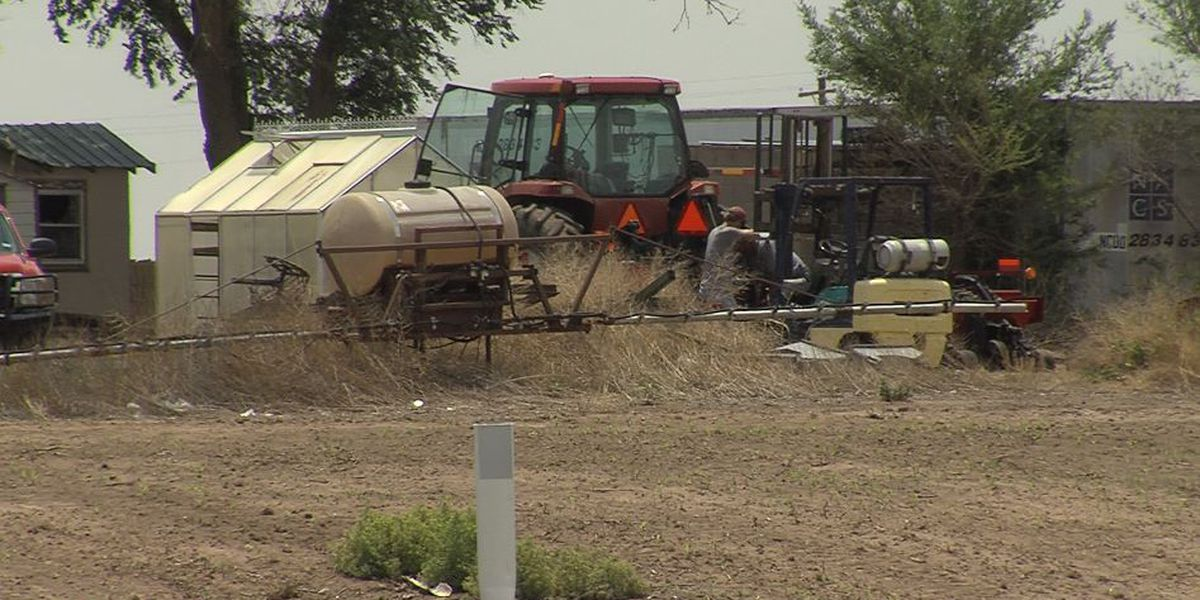 Sheriff: Watch out for farm equipment theft in Deaf Smith County