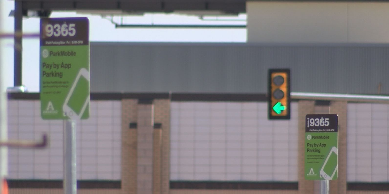 Authorities begin enforcing paid parking in downtown Amarillo