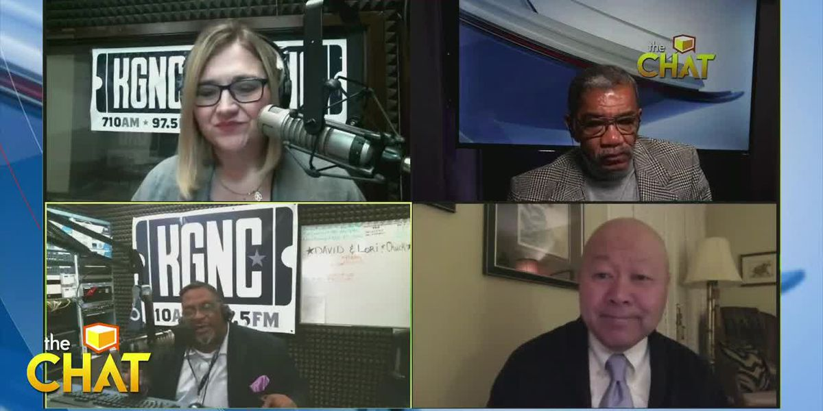 The Chat: Dr. Lance Izumi on politics in education