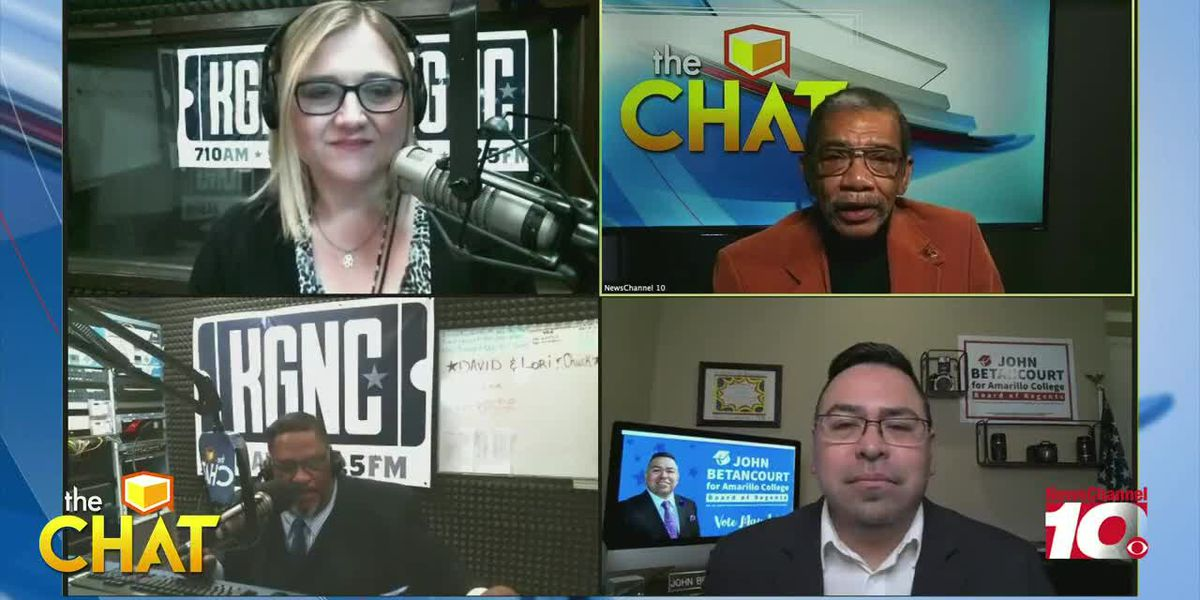 The Chat: John Betancourt, candidate for AC Board of Regents