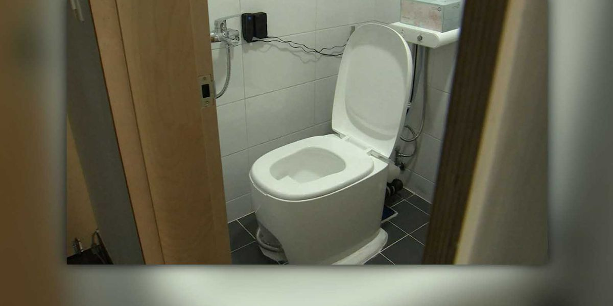 Eco-friendly toilet turns waste into energy, researchers say