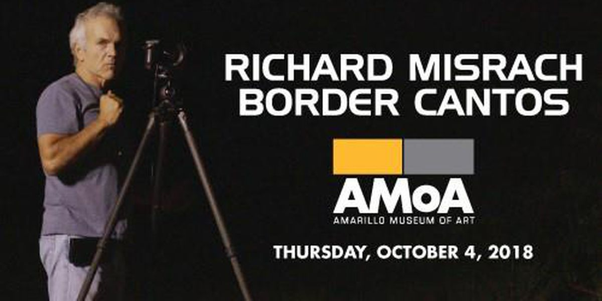 Amarillo Museum of Art hosting lecture with photographer Richard Misrach