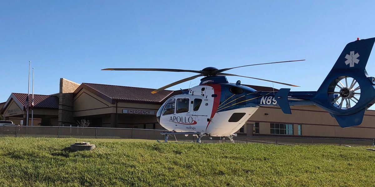 New air ambulance services are coming to Borger