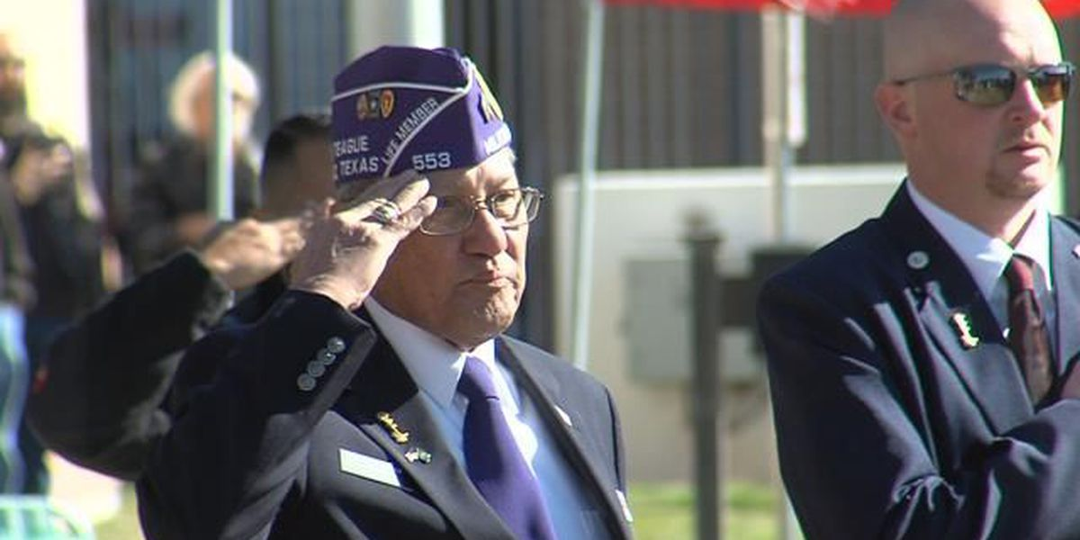 Hundreds gather in Amarillo to commemorate those who have served