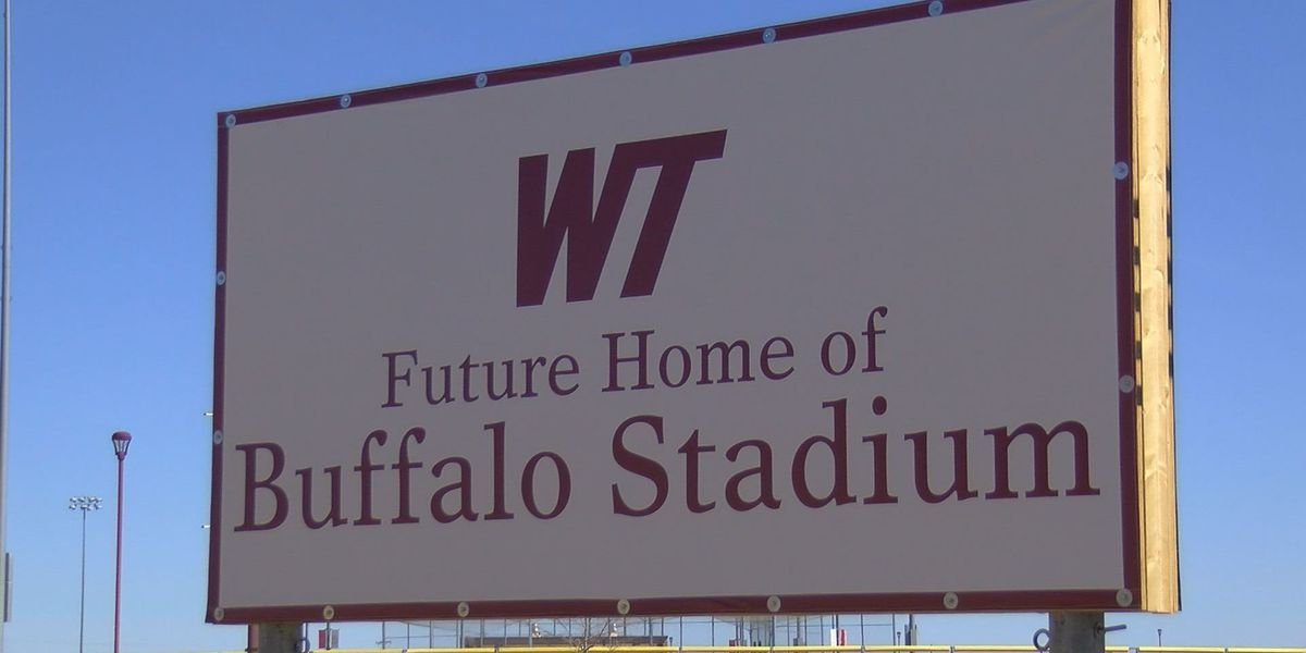 Canyon ISD purchases Kimbrough stadium, plans almost finished for WT stadium