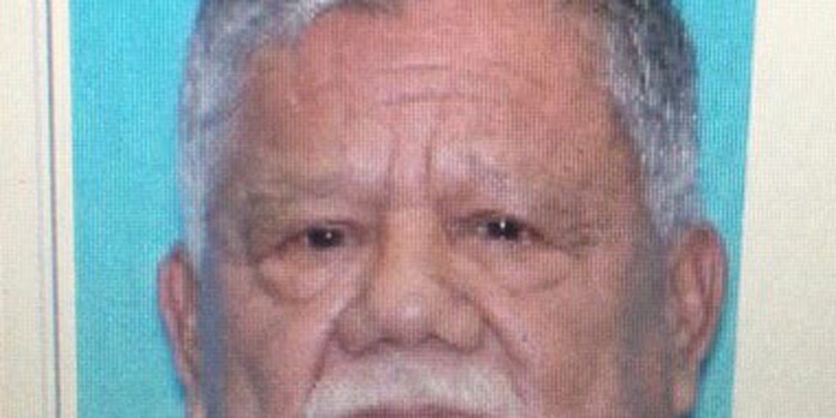 Police have found elderly Amarillo man who walked away from nursing home