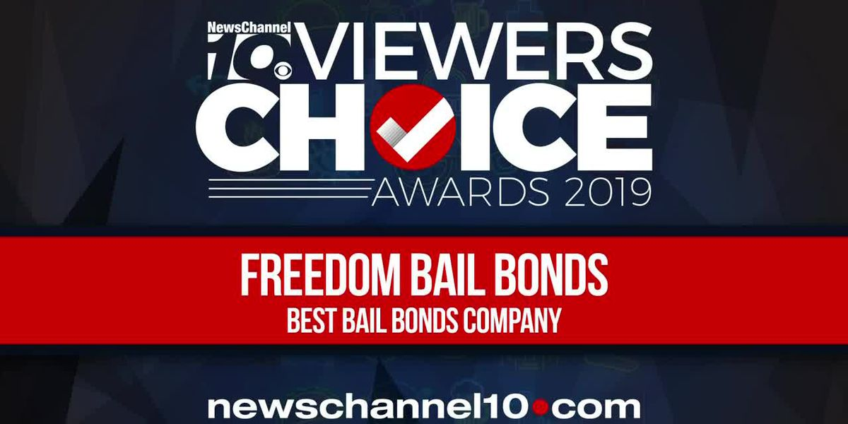 VIEWERS CHOICE AWARDS: Freedom Bail Bonds wins Best Bail Bonds Company