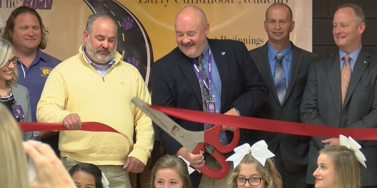 Willow Vista Early Childhood Development Academy has official ribbon cutting ceremony for new program