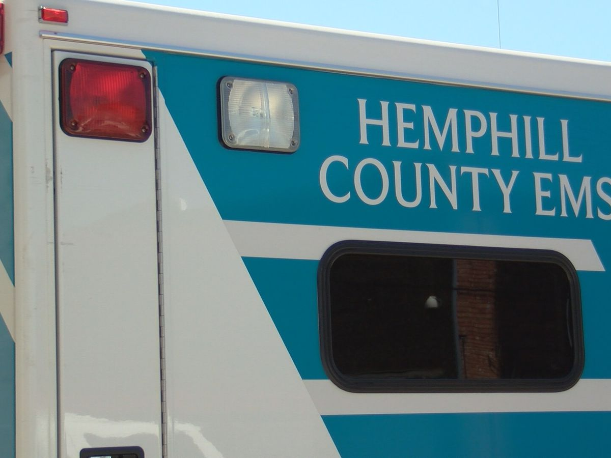 Hemphill County EMS responding to McLean, surrounding communities