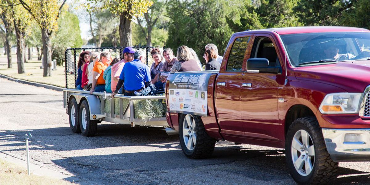 Llano Cemetery's Historic Twilight Tour to have hayrides