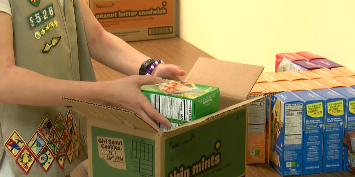 Amarillo Girl Scouts pushing for donations to help military troops