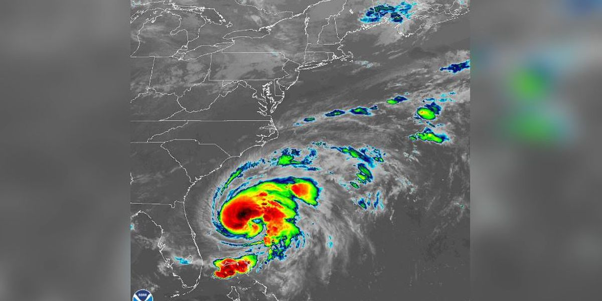 Forecasters warn of US coast rip currents caused by Humberto