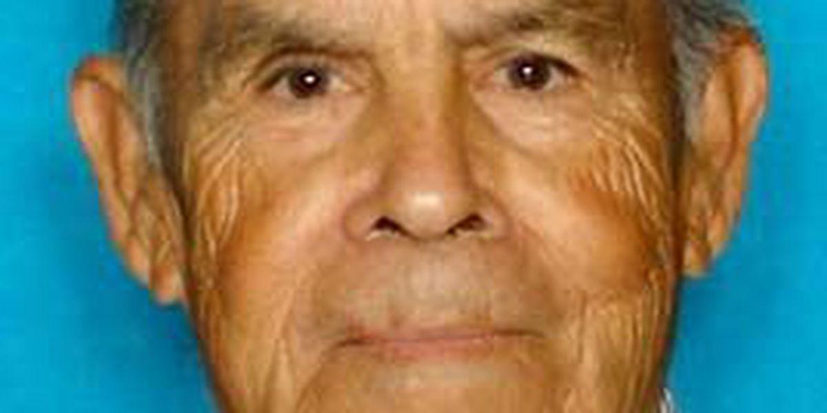 UPDATE: Missing elderly man found