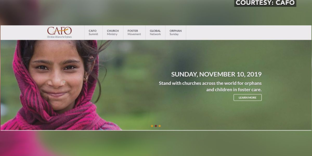The Church at Bushland to participate in 'Orphan Sunday' on Nov. 10