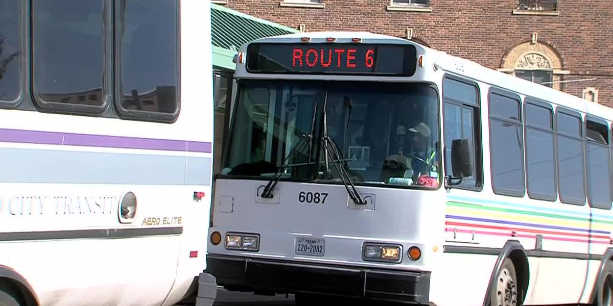 Fare, route changes on table for Amarillo City Transit public meetings