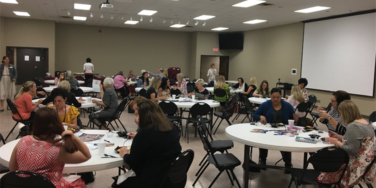 Business over breakfast: Women coming together to discuss business in Canyon
