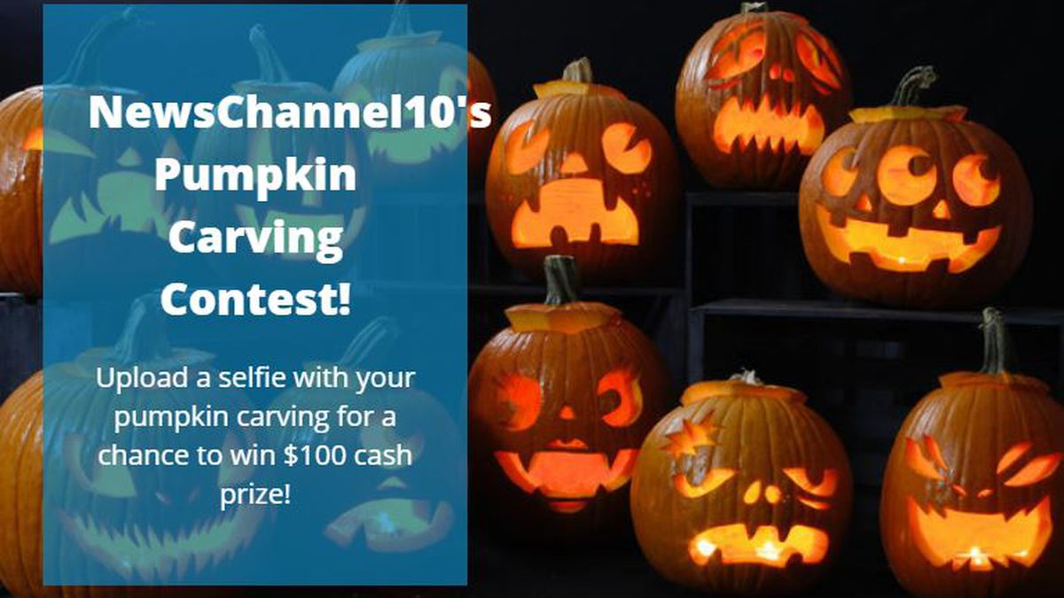 NewsChannel 10′s Pumpkin Carving Contest