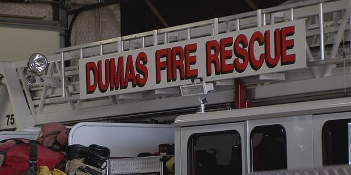 Dumas teens can train to be firefighters through new program