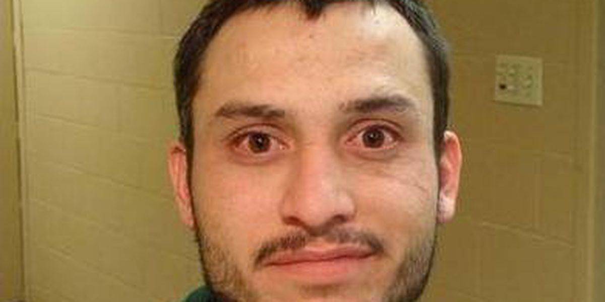 UPDATE: Suspect in Borger manhunt now in custody, name released