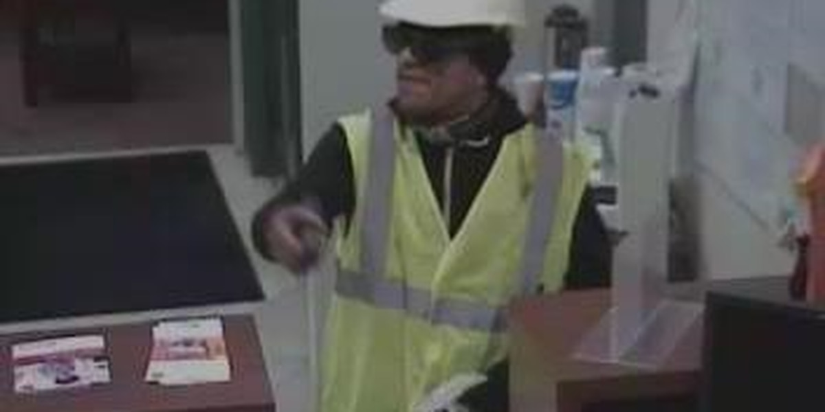 FBI searching for armed and dangerous suspect in Amarillo bank robbery
