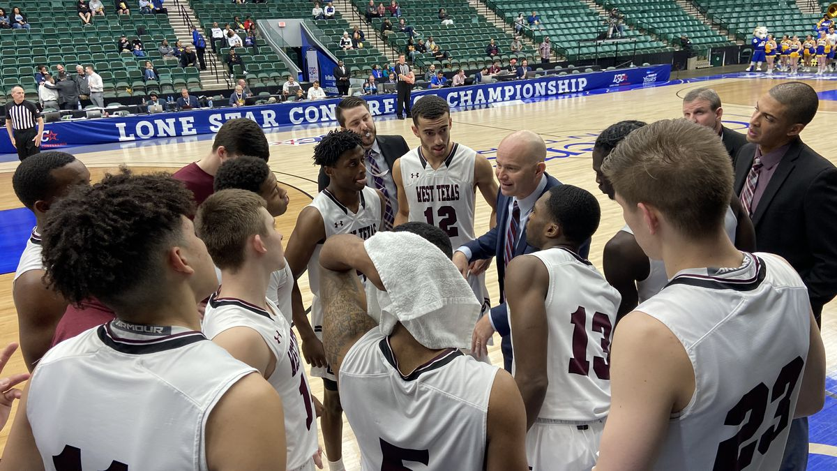 WT Men's Basketball squeaks by Angelo State to advance to LSC Finals