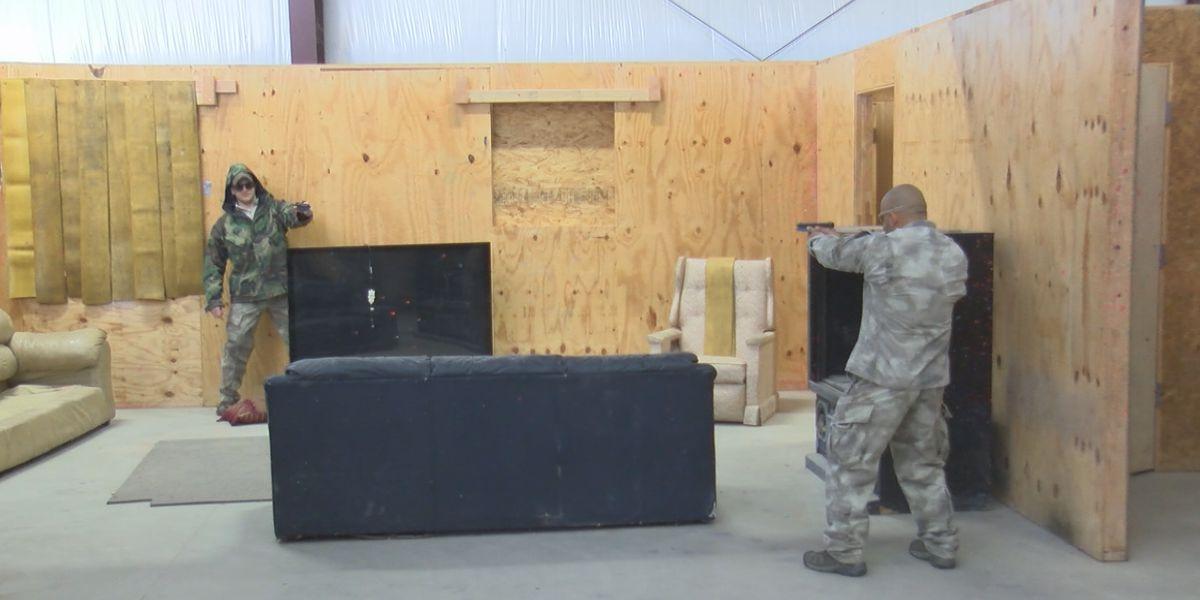 New virtual training simulator will enhance police training for Amarillo officers