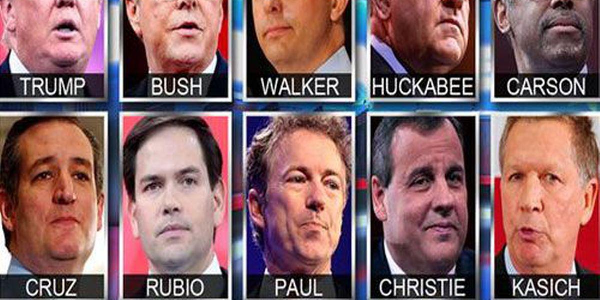 5 things to watch for in first GOP presidential debate