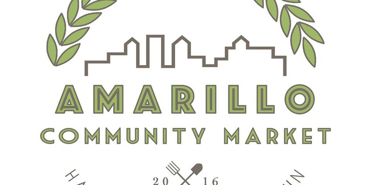 Amarillo Community Market is now open