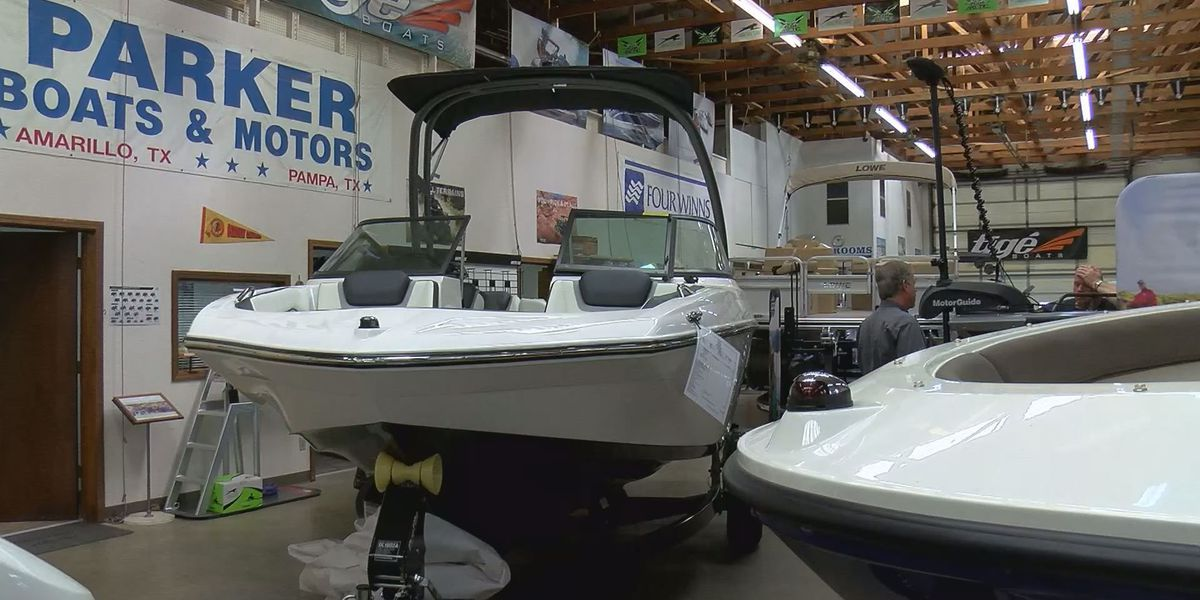 Boat sales increase as Lake Meredith Rises