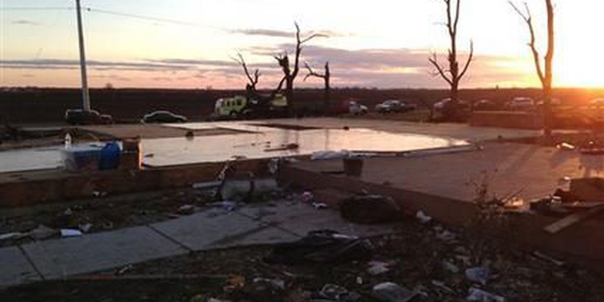 Violent storms sweep across Midwest, killing 8