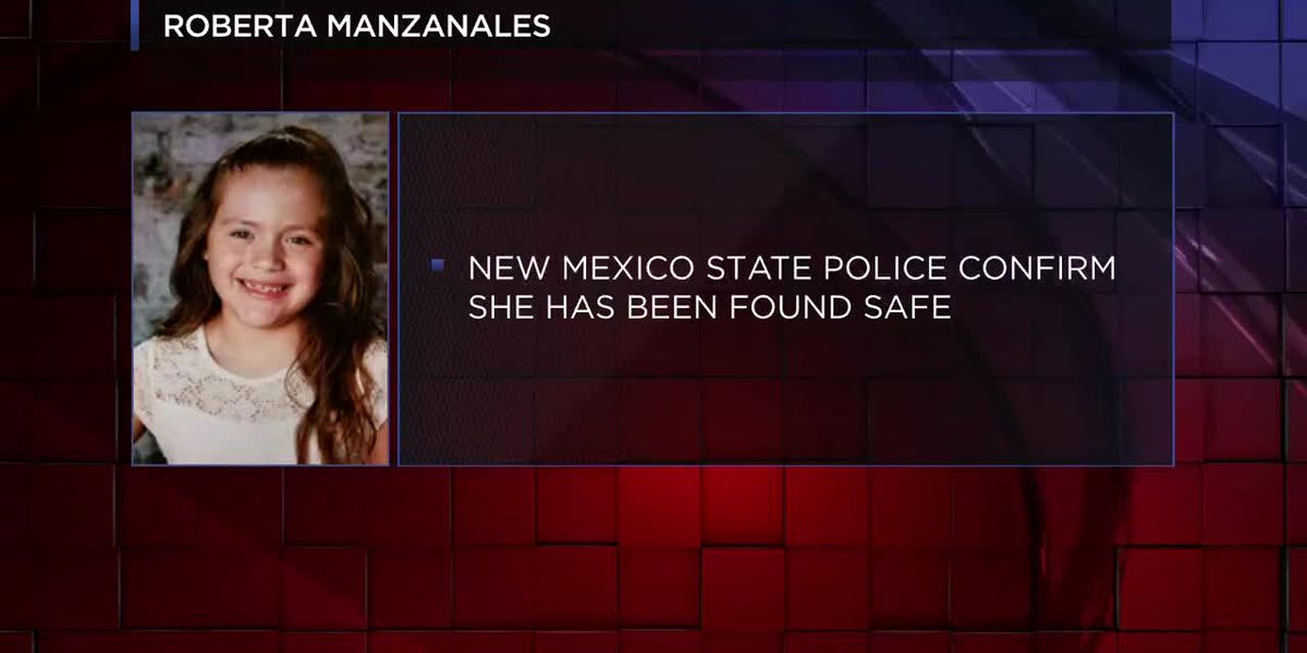 Missing Texico 9-year-old found safe