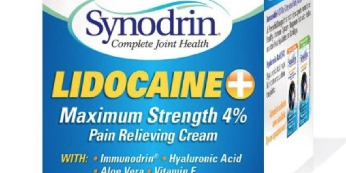 RECALL ALERT: Natural Solutions for Life recalls Synodrin Pain Relieving Cream