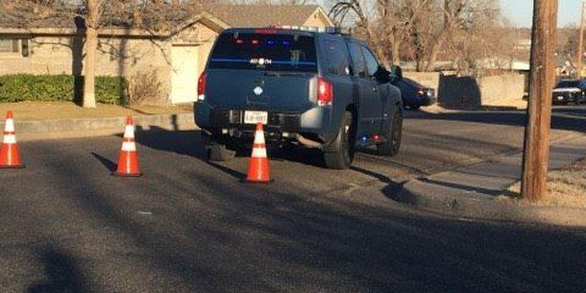 Suspect in SWAT situation in custody