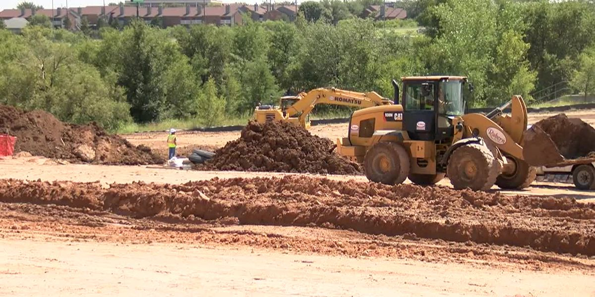 As summer winds down there's a lot of activity in the Amarillo's medical district