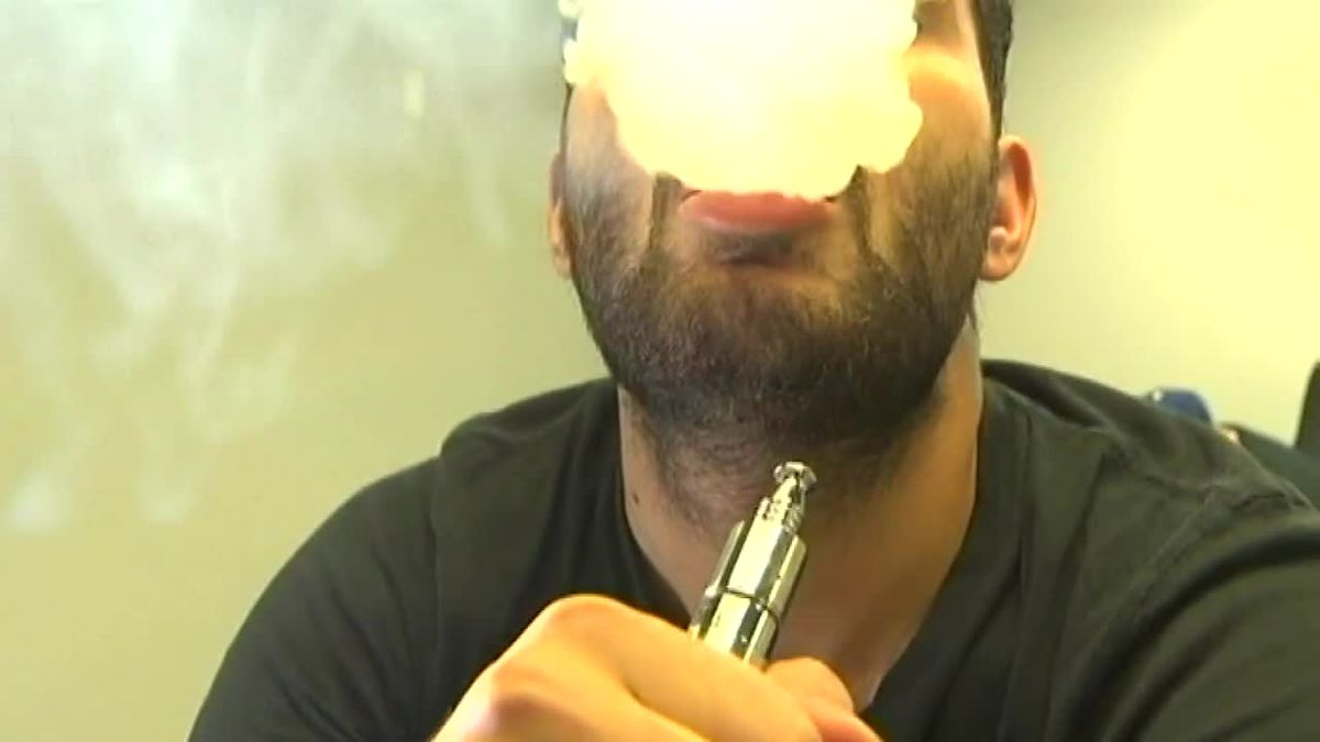 More than just vapor: Doctors weigh in on vaping THC vs. Nicotine