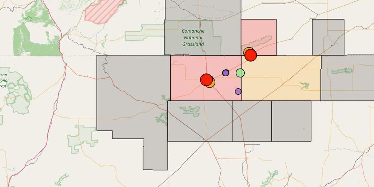 More than 2,000 without power in Oklahoma