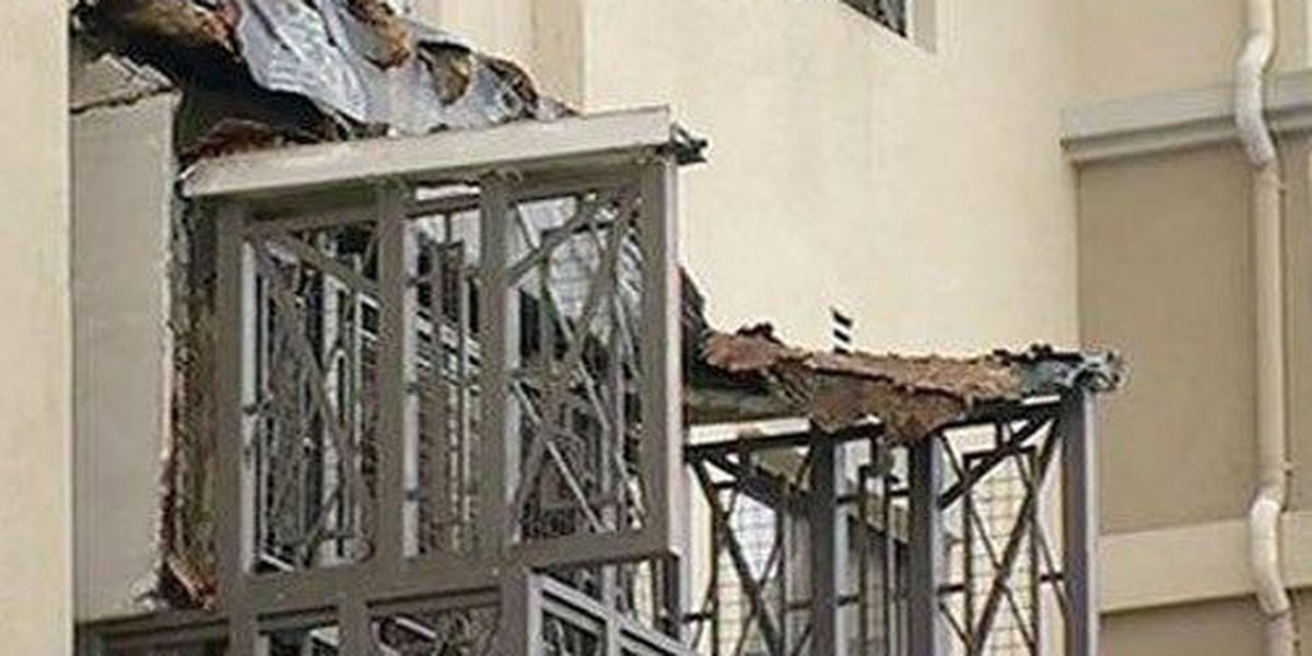 UPDATE: Balcony collapse in California kills at least 6 people