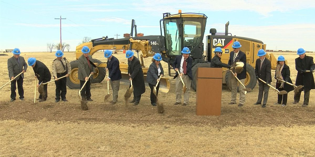 Potter County breaks ground on new complex