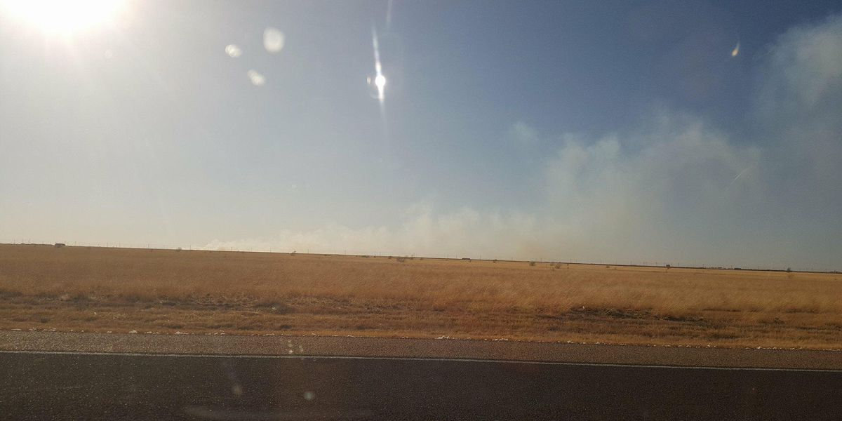 Dumas grassfire now 100 percent contained