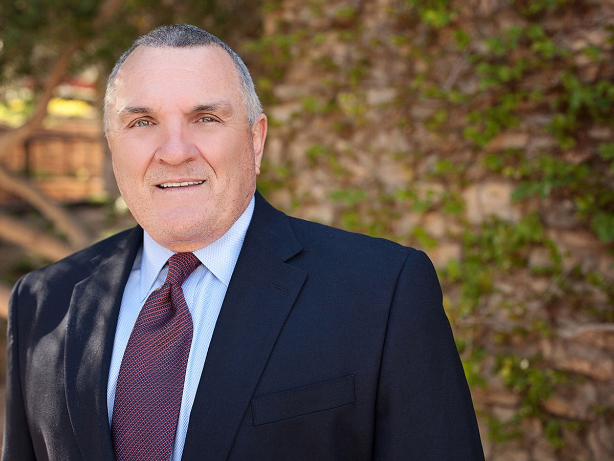 Tickets available for Livestreamed speech by Rudy Ruettiger