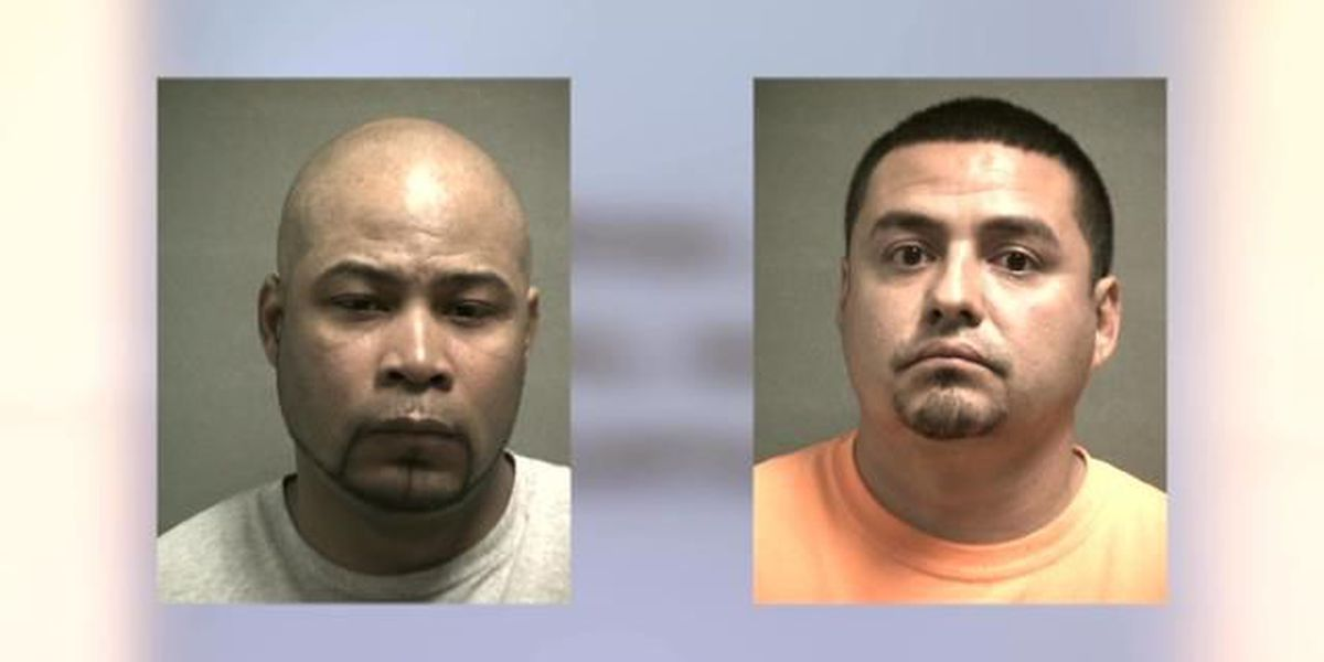 Two men sentenced in Mexican Cartel drug ring sting